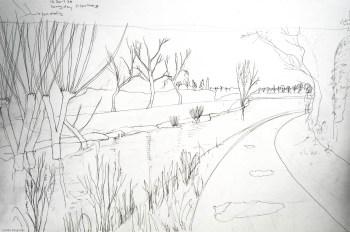 River Cam line study