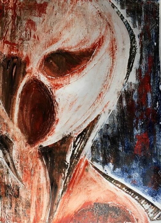 Scream print 2