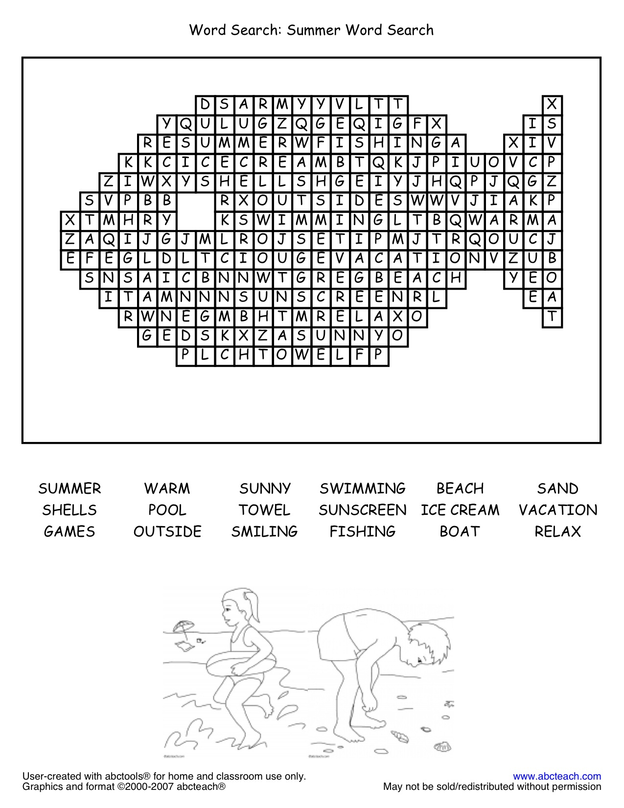 Printable Puzzles For 8 Year Olds