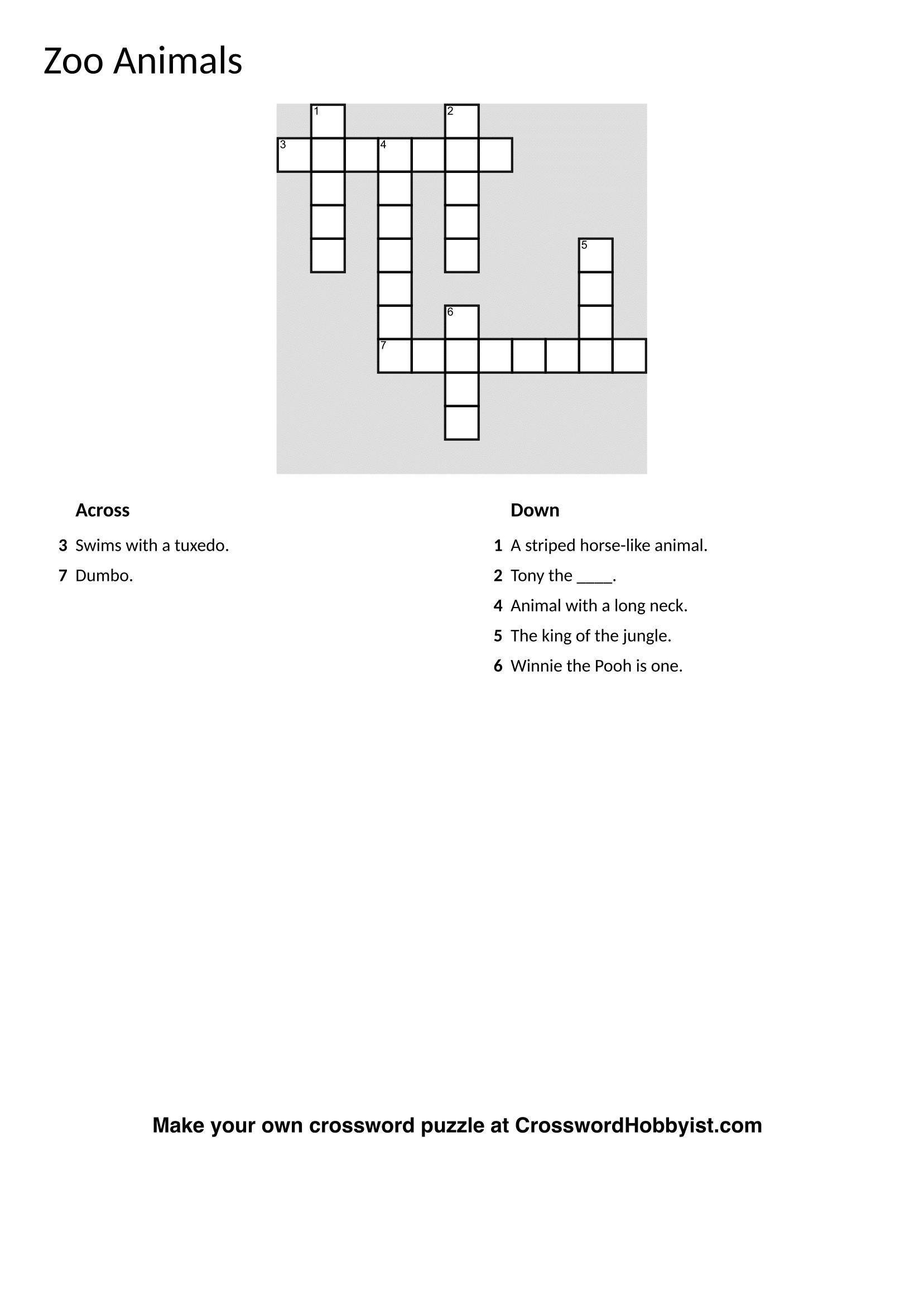 Printable Math Puzzles For 6th Grade