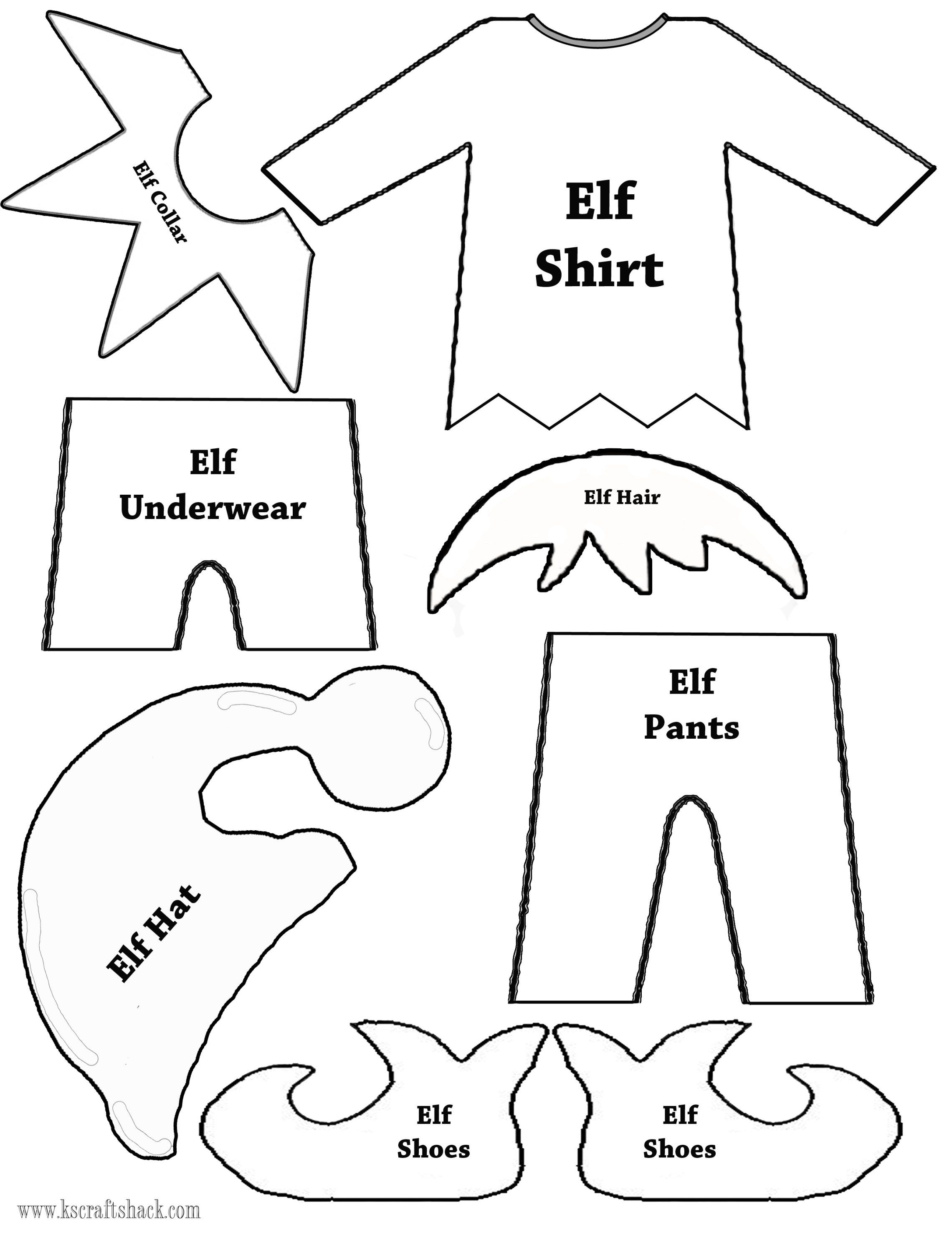 Elf Pattern Printable Xorforums