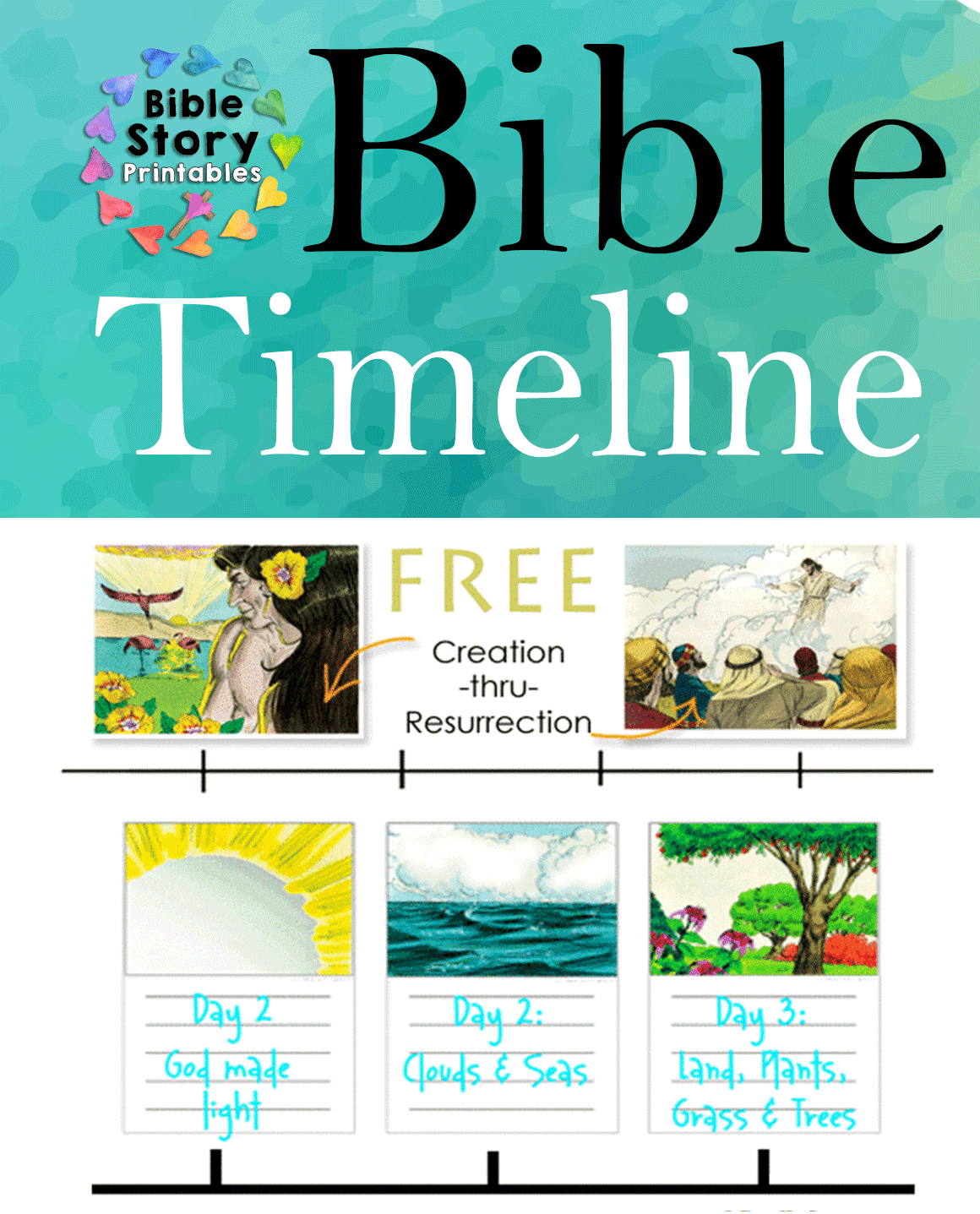 Free Printable Bible Stories For Youth