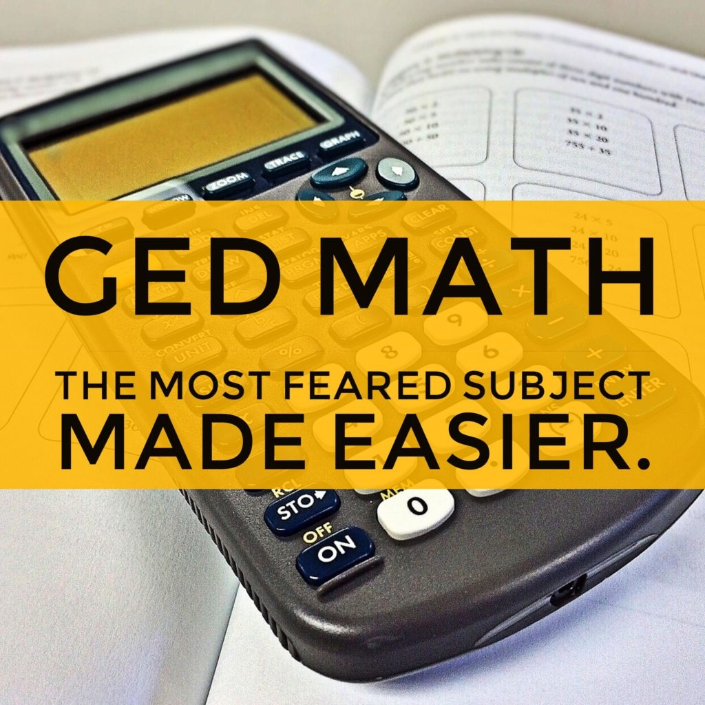 Ged Math Practice Test Free Printable