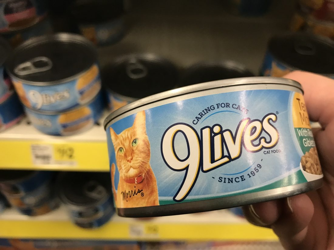 Free Printable 9 Lives Cat Food Coupons