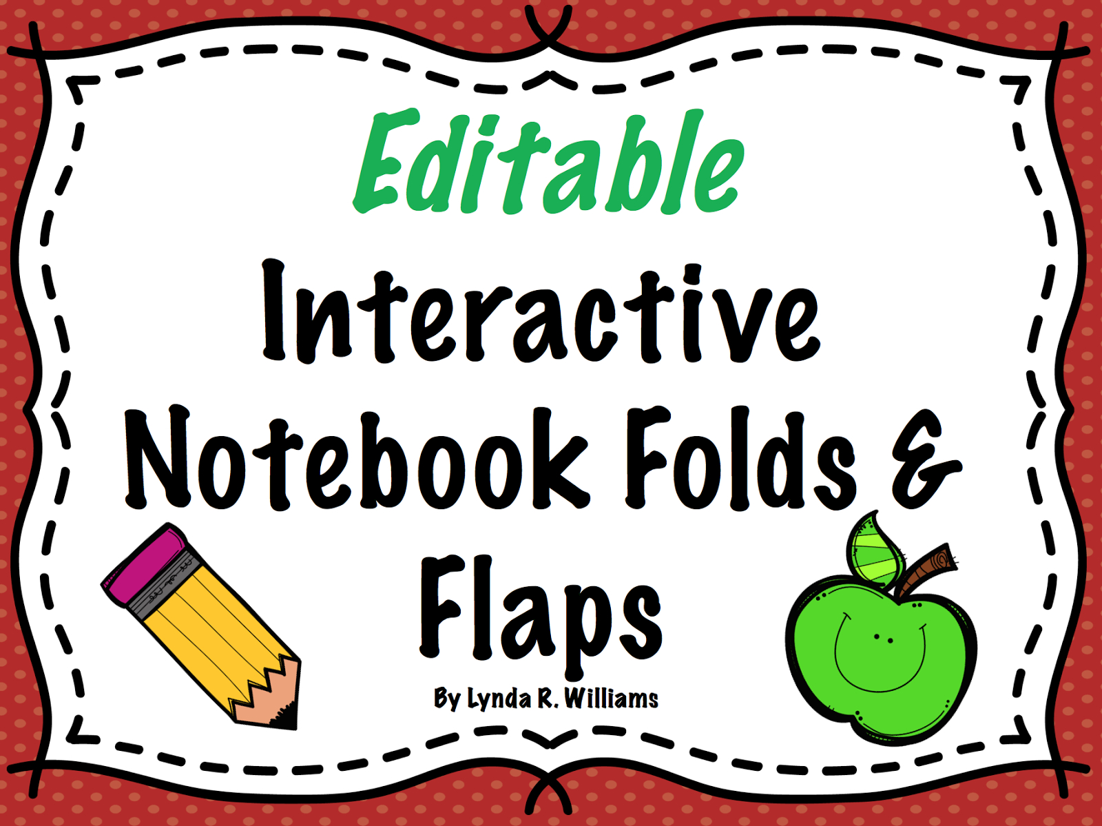 Free Interactive Notebook Printables