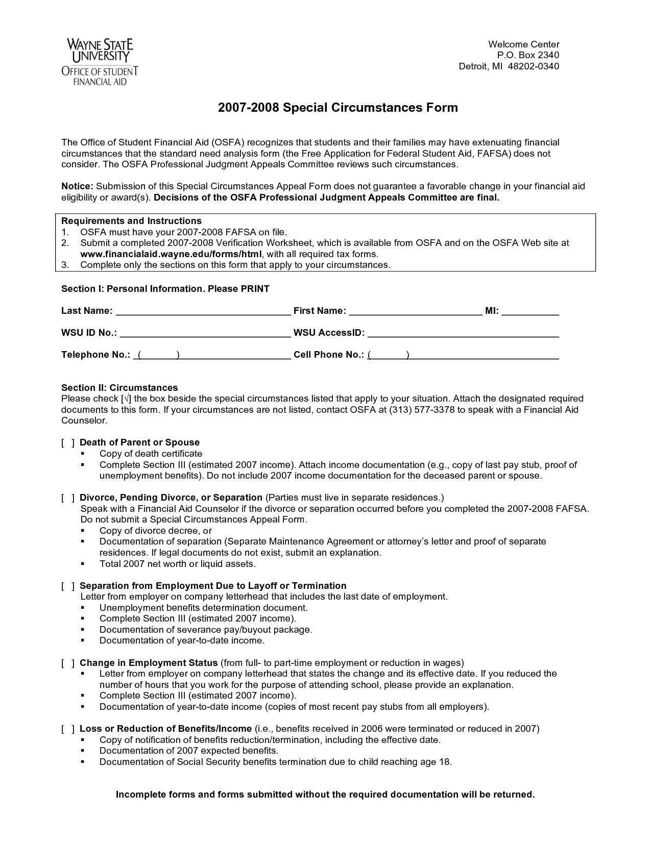Free Printable Divorce Papers For Louisiana