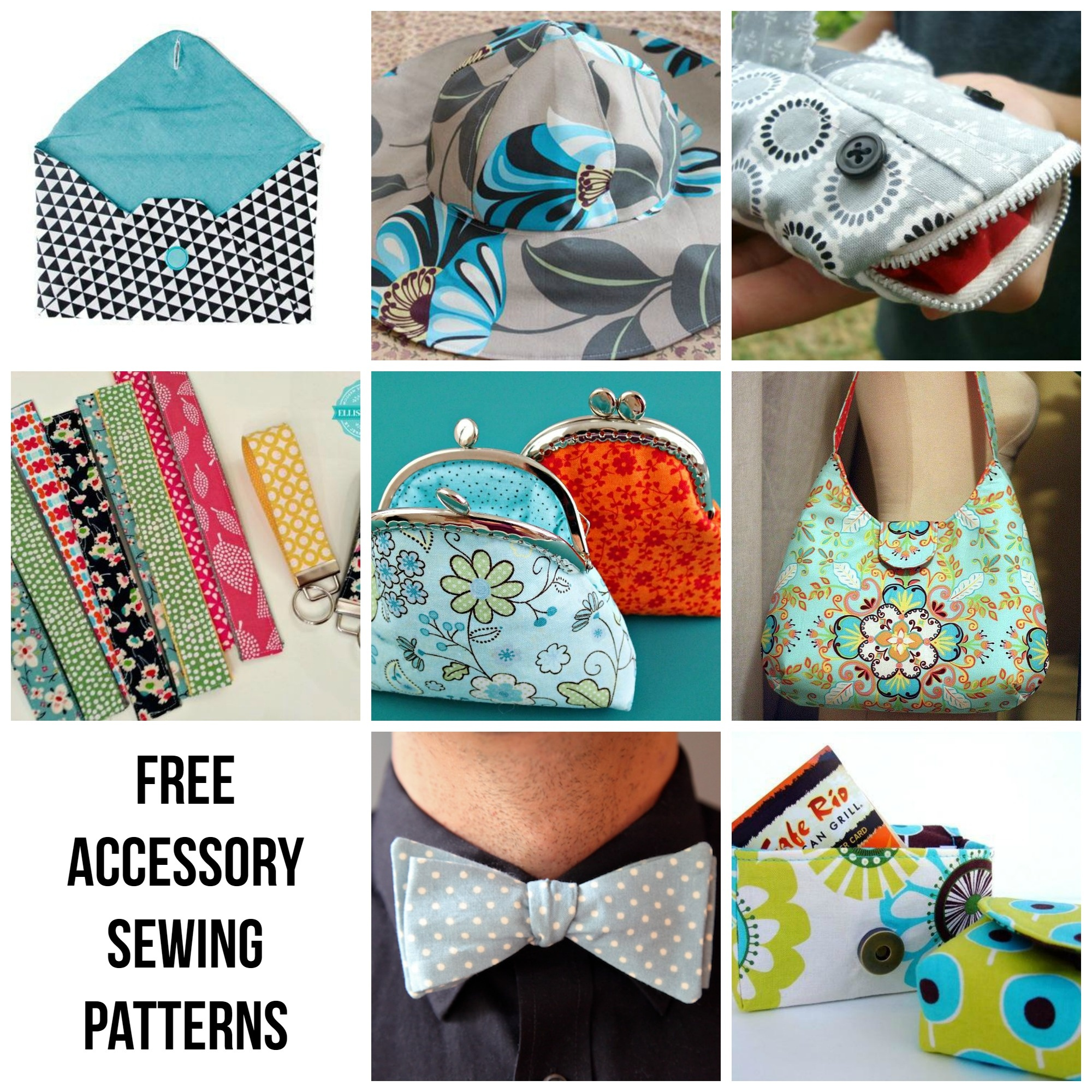 Free Printable Purse Patterns To Sew