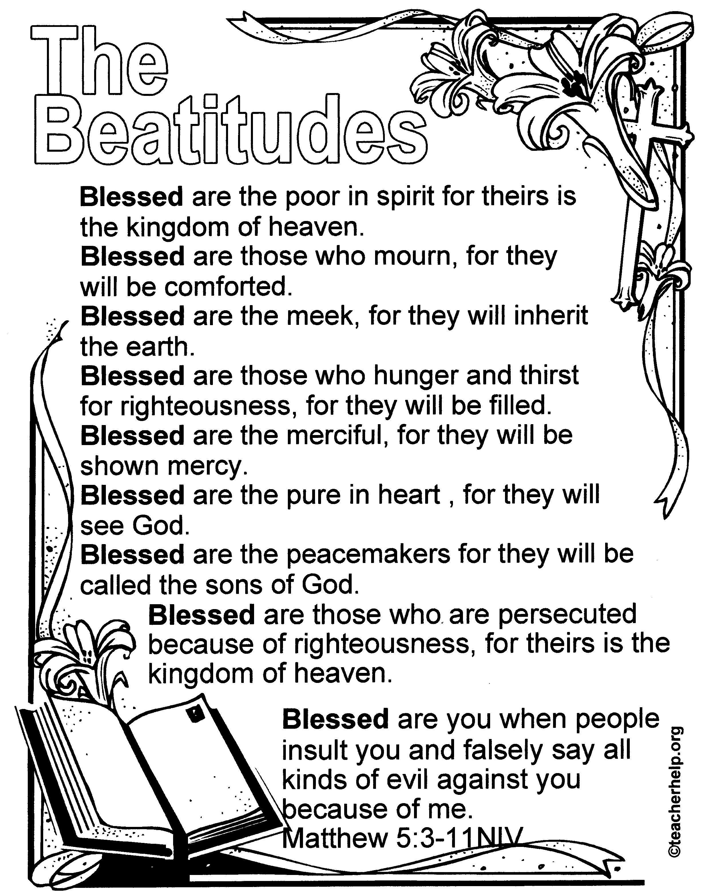 Free Printable 10 Bible Verses To Teach Your Preschooler
