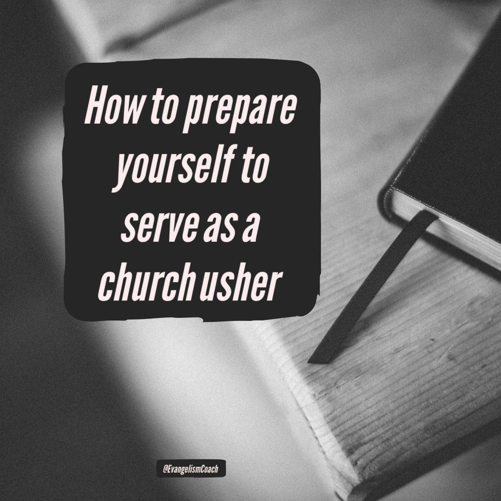 Free Printable Church Usher Hand Signals
