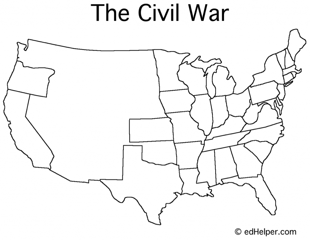 Map Of Us During The Civil War Page143 Awesome Usa Map