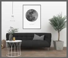 celestial printable prints