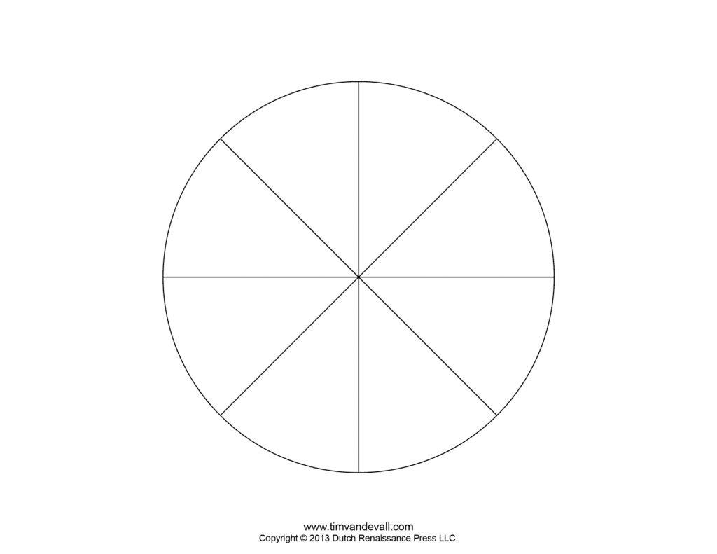 Pie Graph Template