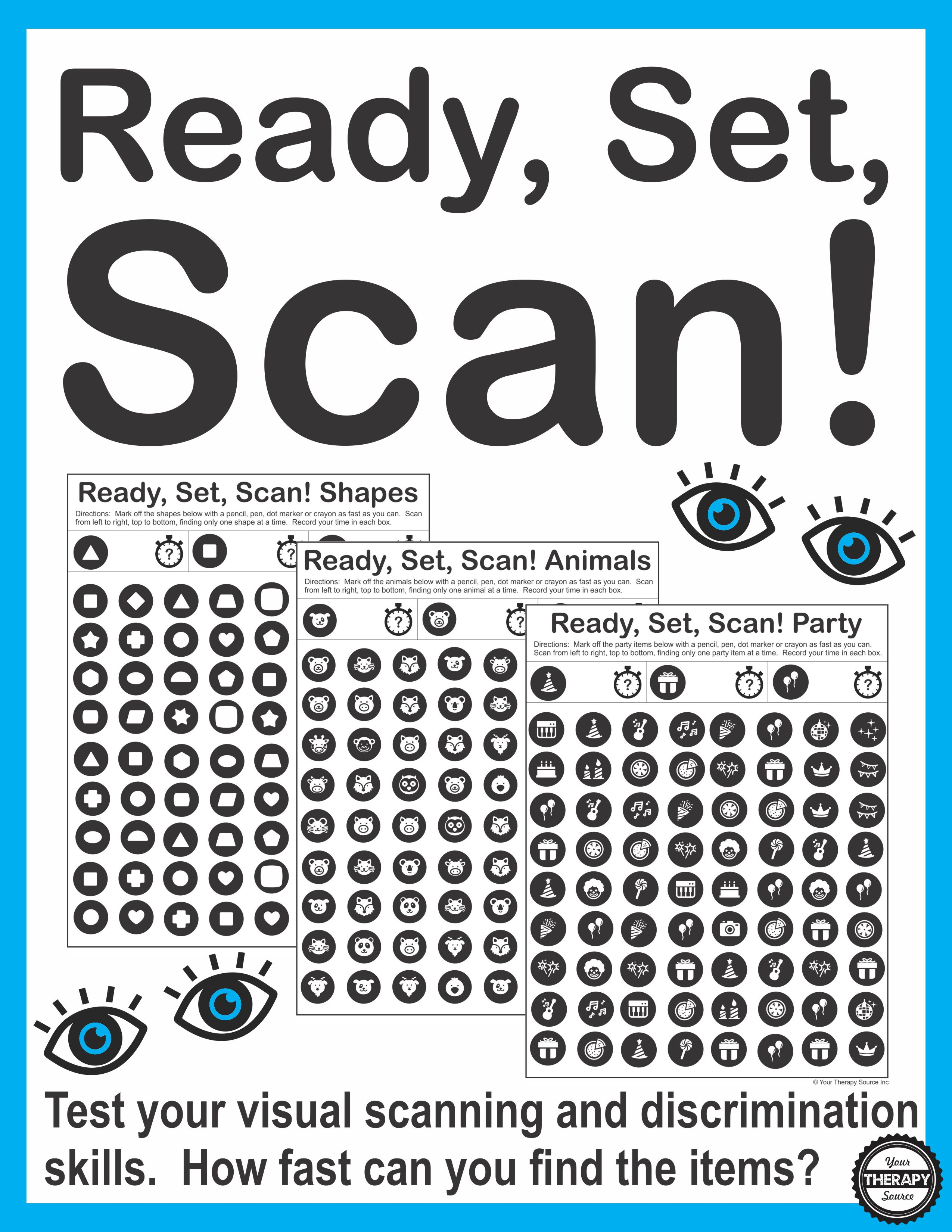 Visual Learning For Life Object Sequence Scanning