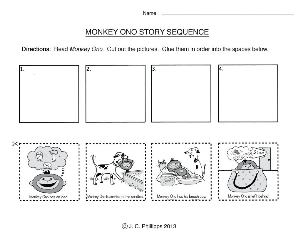 Sequence Worksheets For 1st Grade Sequencing Worksheets Have Fun
