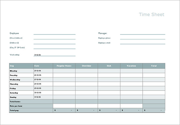 time card calculator printable calendar templates