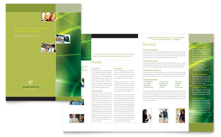 15  free microsoft publisher templates  brochure