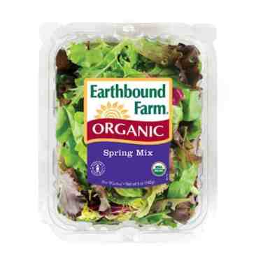 EarthBound Farm Spring Mix