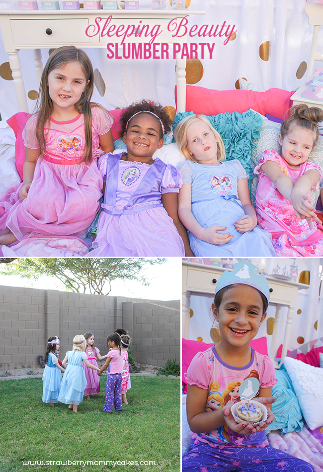 Sleeping Beauty Slumber Party #DisneyBeauties #shop