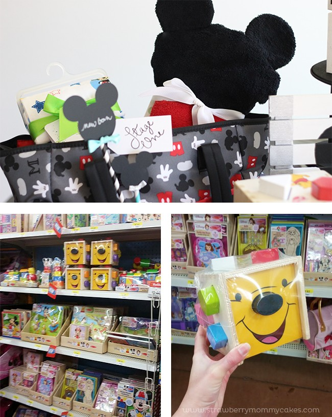 Disney Baby Stages Gift Party
