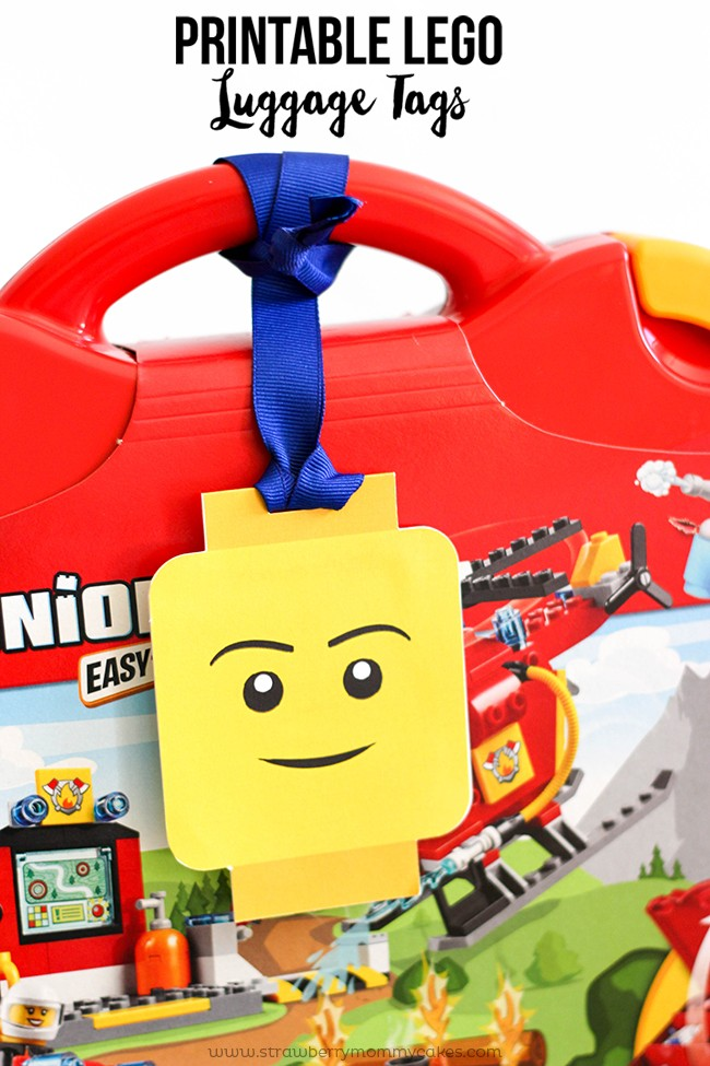 Crazy image inside printable lego