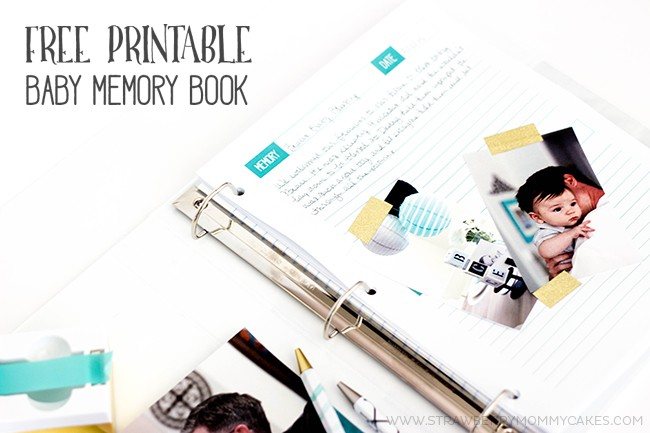 image about Free Printable Memory Book Pages identified as Do-it-yourself Spiral Certain Ebook for Grandma - Printable Crush