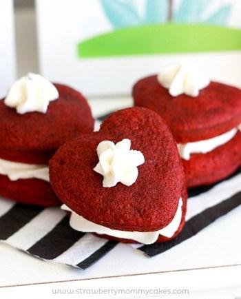 Red Velvet Whoopie Pie Recipe