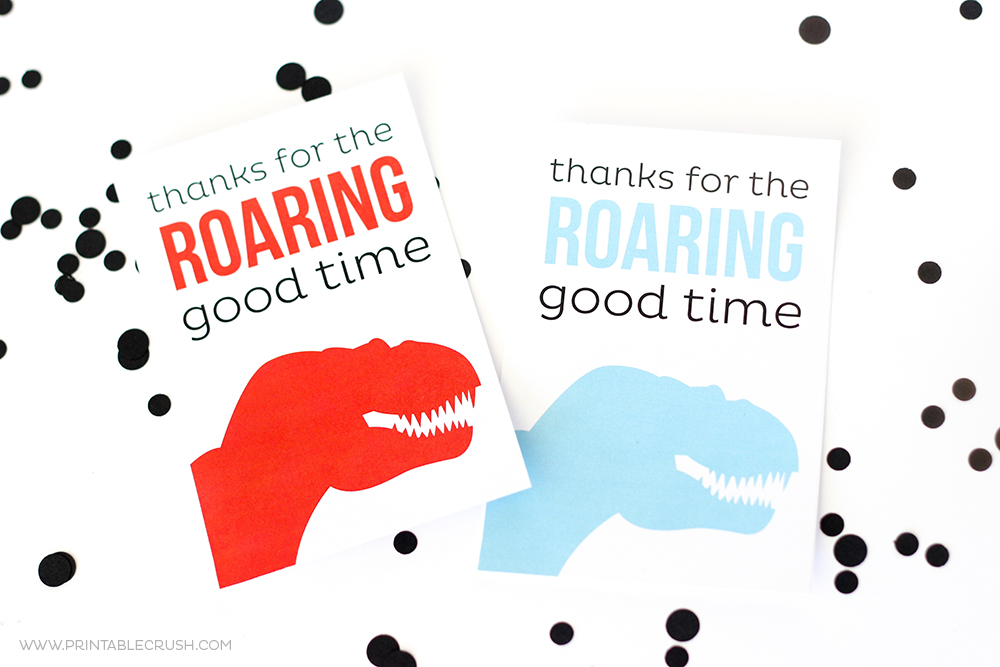 Download these free dinosaur gift tags, plus over 100 printables for activities, holidays, crafts, and more!