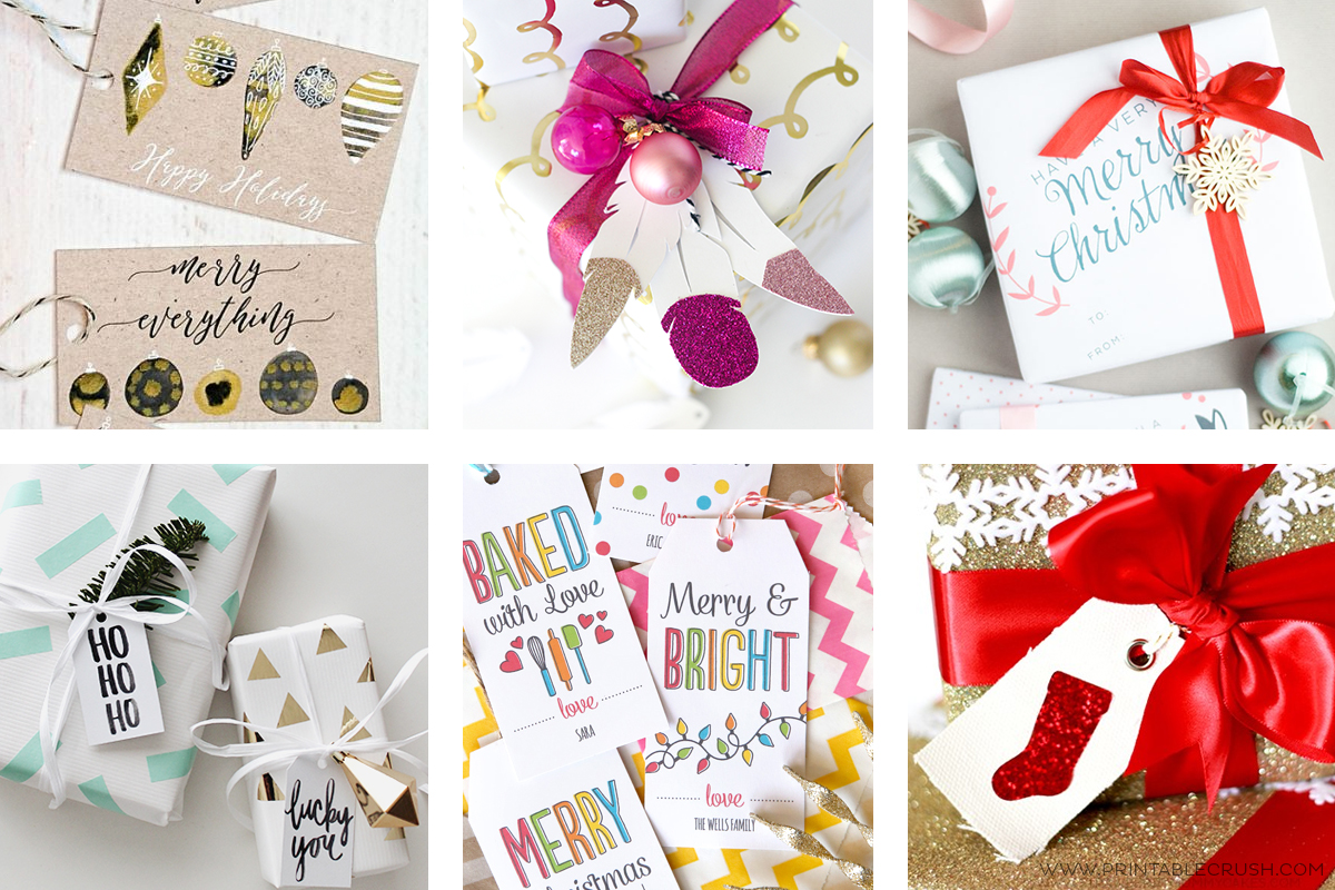 The BEST Hand Lettered Gift Guide - Printable Crush