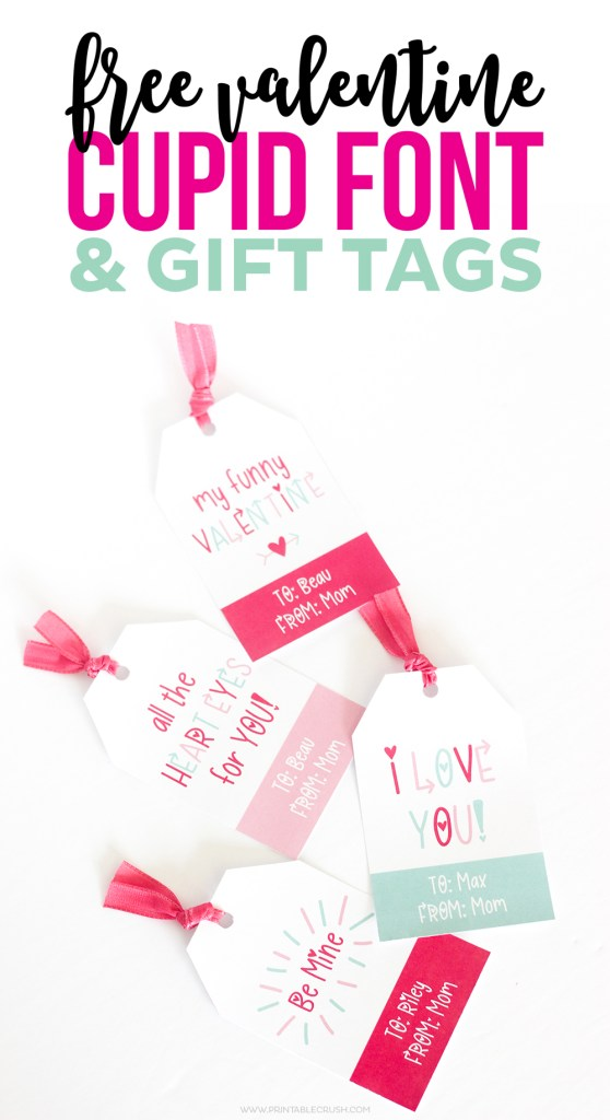 27 Fun and FREE Valentine Printables on Printable Crush!