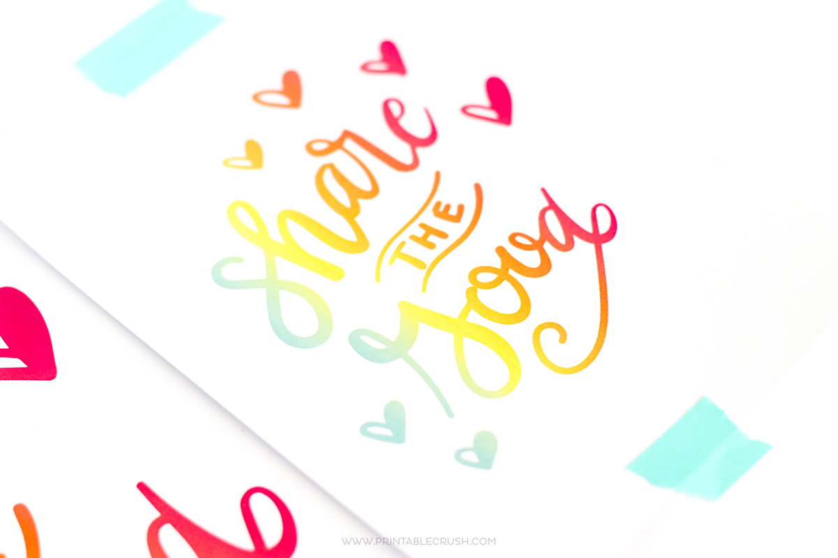 picture relating to Printable Word Art identified as Cost-free Proportion the Beneficial Printable Phrase Artwork - Printable Crush