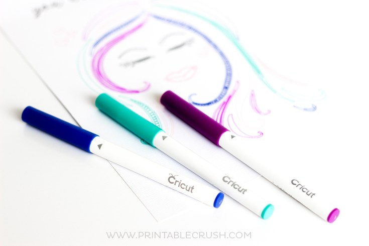 How to Create Custom Cricut Pen Illustrations