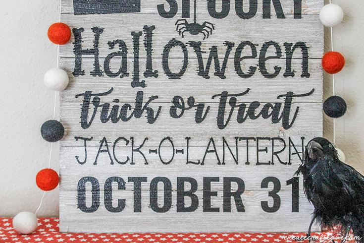 Halloween Invitation SVG File by Lemon Thistle