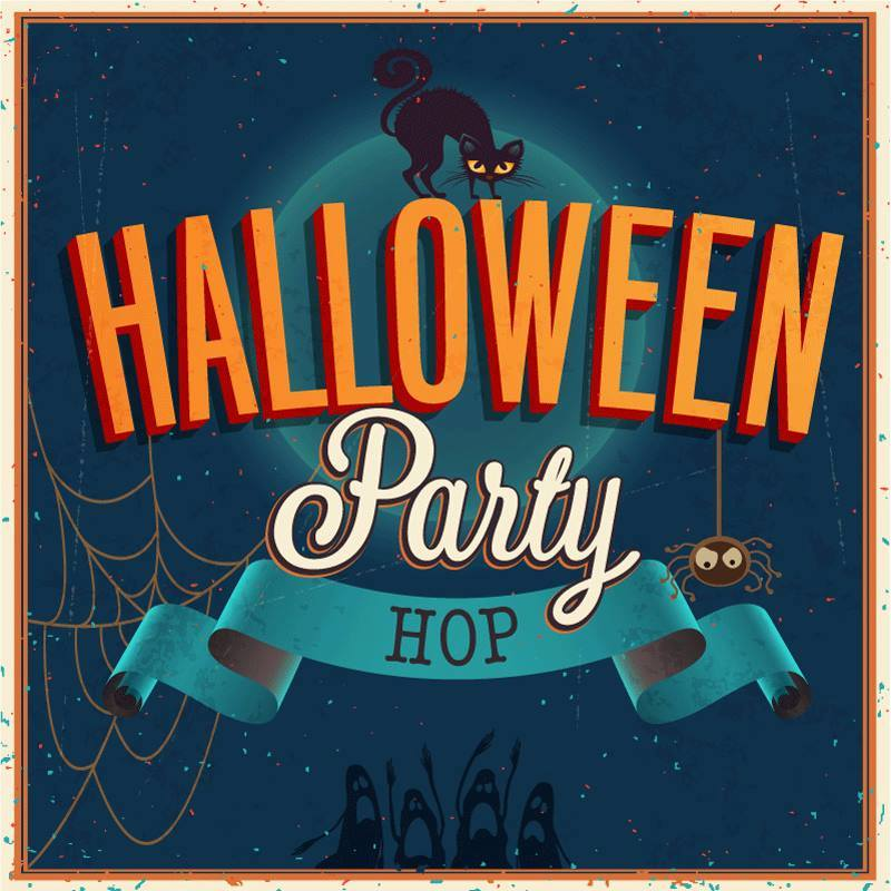 Cricut and Oriental Trading Halloween Party Blog Hop