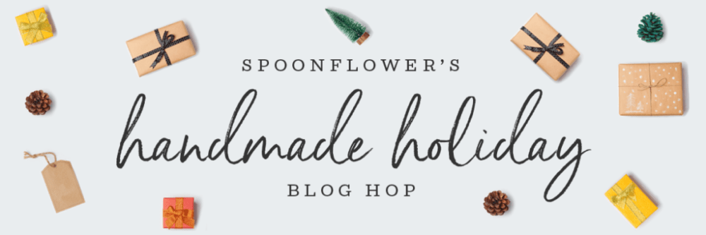 Handmade holiday Blog Hop