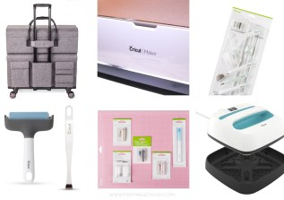 The Ultimate Cricut Gift Guide from the biggest Cricut fan! I'll tell you what machine will work for you and the tools you need for the best Cricut crafting experience!
