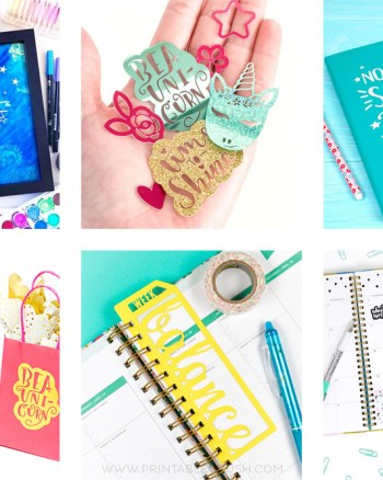 10 Creative Resolution SVG Craft Ideas