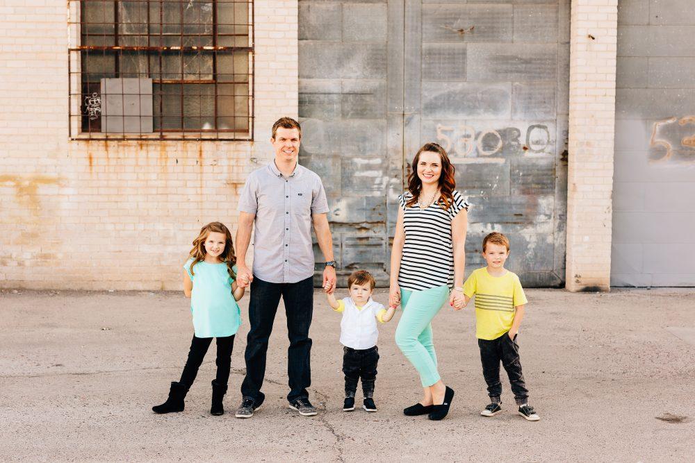 Printable Crush Family Photo