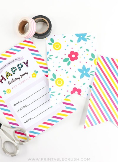 Learn all you need to know to start designing printables with this Complete Printable Design Resource Guide!