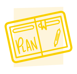 Printable Planners by printable Crush