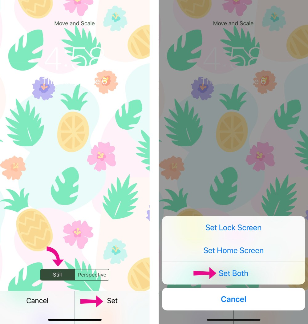 Learn how to change your iPhone Wallpaper with this easy tutorial.