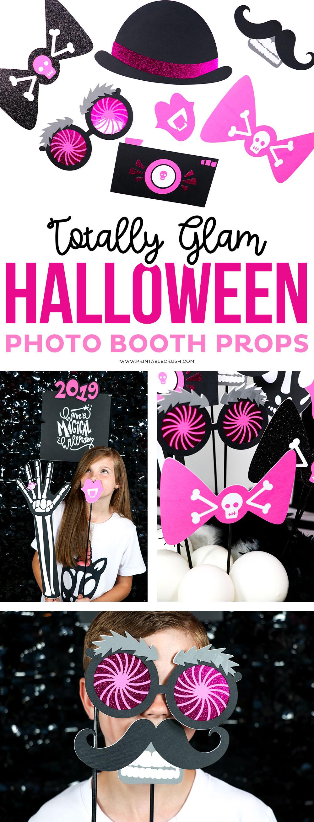 Halloween Photo Booth Prop The Vampire