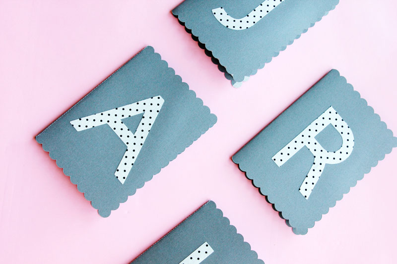 Monogram Journal Gift Idea