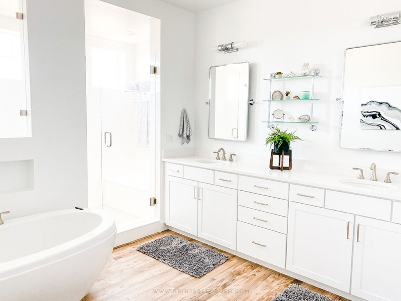 Keep Your Bathroom Looking New - Printable Crush