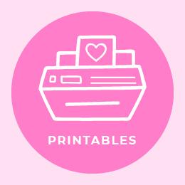 Printable Crush - free printables