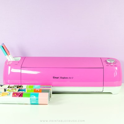 Print Cut Weed with the Cricut Machine - Printable Crush