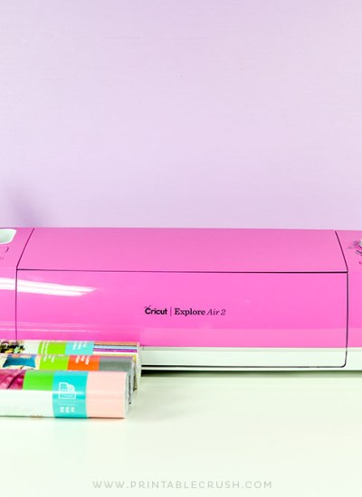 Print Cut Weed with the Cricut Machine - Printable Crush
