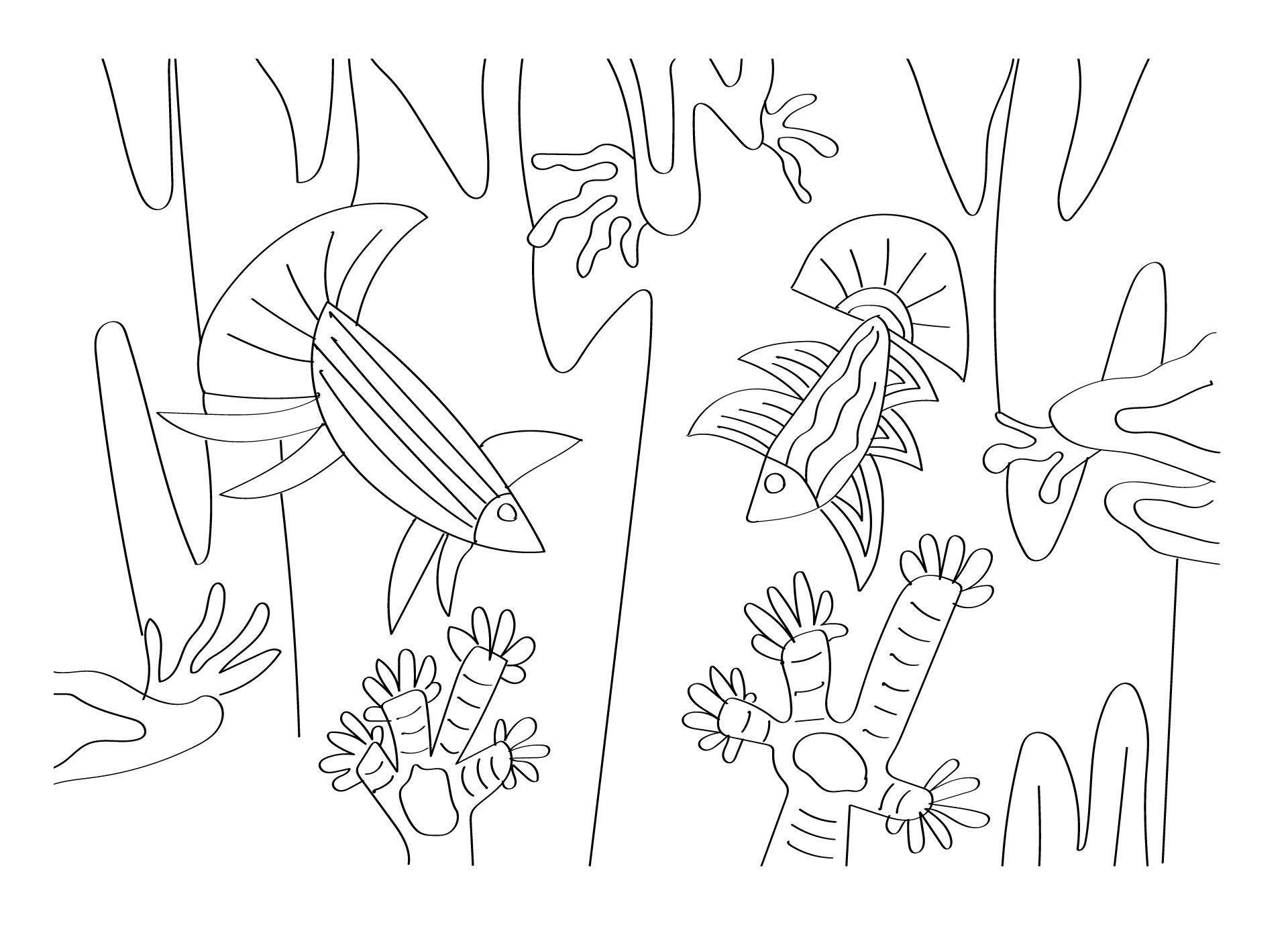 8 Best Printable Coloring Pages Doodle Art Printablee Com