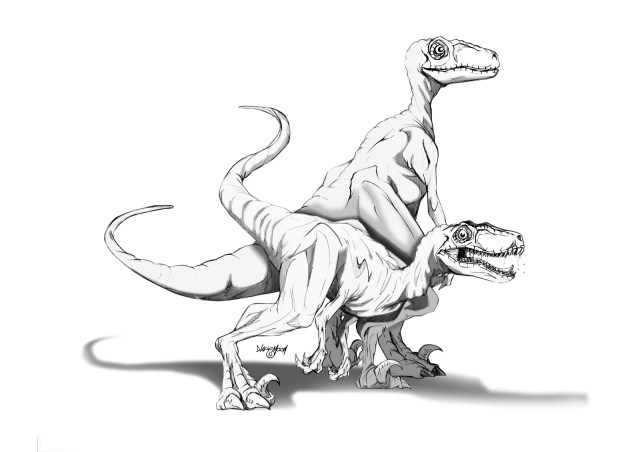 Drawings Jurassic Park (Movies) – Printable coloring pages