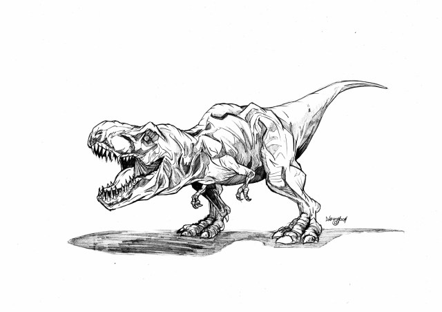 Jurassic Park #26 (Movies) – Printable coloring pages