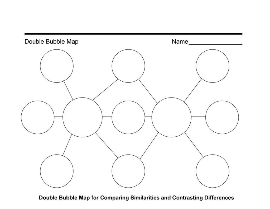Circle Map Template Wiring Diagram